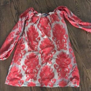 For Love And Lemons Dresses - For Love and Lemons red off the shoulder dress